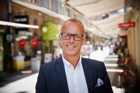 Palle Lundberg, stadsdirektör Helsingborgs stad.