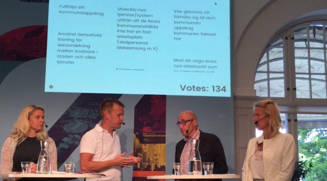 Checklista för Sveriges IT-kommun