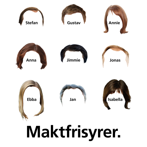 frisyrermakt